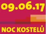 Logo Noci kostelů